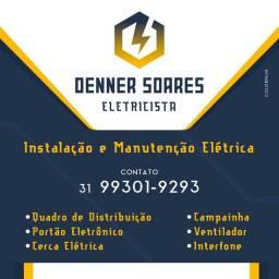 Manutenção e instalação, segurança eletrônica