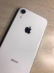 Título do anúncio: iPhone XR 64Gb Branco (Em perfeito estado)