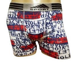 Kit 05 cuecas boxer  - Compre pela Olx Pay