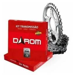 Kit Transmissao Darom Bros 160 / Xre 190