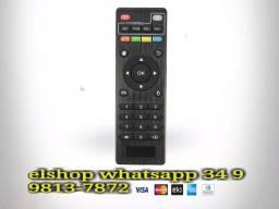 Controle para Tvbox mxq tx9