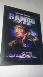 Quadro Filme Rambo