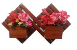 Floreira De Parede E Jardim 84 X 49 cm,