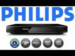 DVD Philips novo