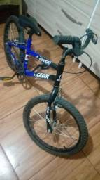 Bicicleta infantil caloi power aro 20