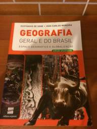 Livro Geografia geral e do Brasil - Editora Scipione