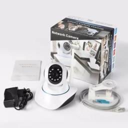 Câmera Wifi monitorada por celular