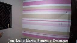Pinturas em Paredes, Texturas, Revestimento em tecidos, Efeito Mármore