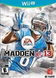 Madden Nfl 13 para Wii U