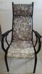 Cadeira de Ferro(conjunto)