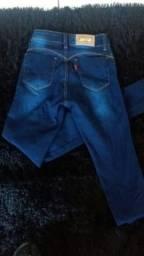 Calça jeans nova 36