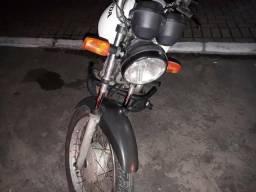 Cg 2009 125 sem partida recibo em branco aceito moto menor valor whats 47 999302554 - 2009