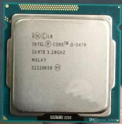 Processador Intel® Core i5-3470 Cache de 6M, até 3,60 GHz   3º Geração   LGA1155