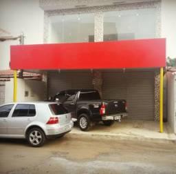 Ponto Comercial - Guaraciaba do Norte - 600 m² - 2 andares - Novo