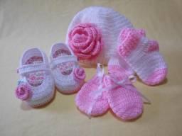 Roupas e acessórios para bebes