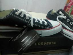 Vendo Tênis All Star Converse Original Novo