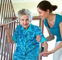 Cuidadora de idoso