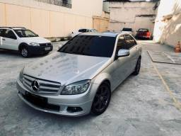 Mercedes-benz C-200+57mil km+NovoRJ+DOC2018+Senhor de Garagem - 2008