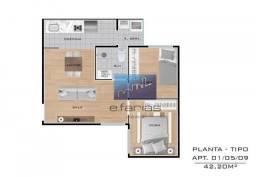 Studio com 2 dormitórios à venda, 42 m² por R$ 189.900 - Vila Matilde - São Paulo/SP