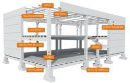 Estruturas Pré-fabricadas