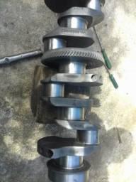 Virabrequim Estander Trator Ford 78 Dentes 4600 5600 6600