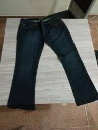 bb17255194 Duas calças jeans femininas Lelis Blanc Novas Nunca Usadas (as duas por 120)