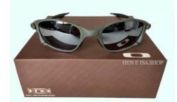 f64c8da75de74 Óculos Oakley DoubleX Xmetal Espelhado Polarizado Novo Frete grátis