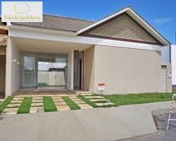 Casa de condomínio à venda com 3 dormitórios em Setor sul, Formosa cod:CA00008