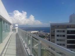 Cobertura linear Gran Vista 277m2 Vista pro Rio - Ponta Negra