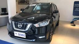 NISSAN KICKS SV LIMITED 1.6 16V FLEX 5P AUT 2017