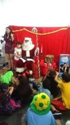 Papai Noel para Eventos Festas Entrega de Presentes - Personagens Vivos de NataL
