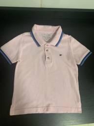 Camisa Ellus 4 anos