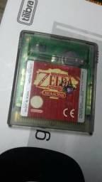 Usado, Jogo The legend of Zelda Oracle of Seasons original game boy comprar usado  Brasília