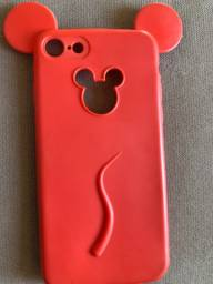 Capinha do Mickey - IPhone 7