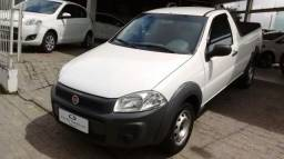 FIAT STRADA CS WORKING 1.4 8V Branco 2014/2015 - 2014