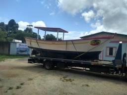 Título do anúncio: Barcos de Fibra (Ocker fibras)