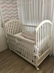 Berço americano laqueado Sleep baby