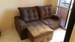 Ligue ou chame no watss - sofa Debora com pilow