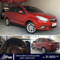 Grand Siena 1.6 Dualogic - 2015