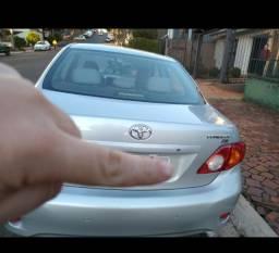 Vendo Corolla 2011 câmbio manual