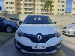 Captur 2018 manual 49.900 financiado+pequena entrada