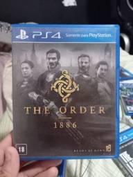Jogo de ps4 ( the order)