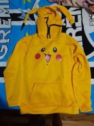 Moletom de Pikachu
