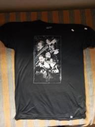 Camisa Preta DTona The Walking Dead G/GG