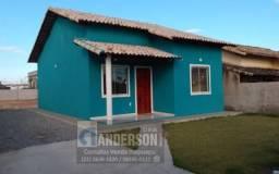 Casa 2Qtos (1suíte) com terreno 480m² no Jd. Atlântico Itaipuaçu