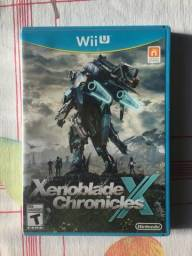 Jogo WiiU - Xenoblade Chronicles X comprar usado  Rio de Janeiro