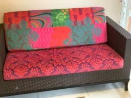 Sofá e poltronas para Varanda