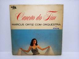 Lp Vinil Marcus Ortiz Com Orquestra Canção Do Fim