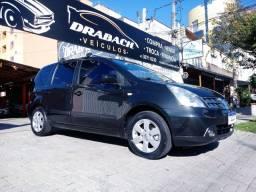 Nissan livina sl 1.8 automatica 2010