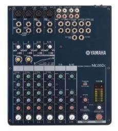 Yamaha Mg-102 Mesa De Audio Som Mixagem 10 Canais<br><br>